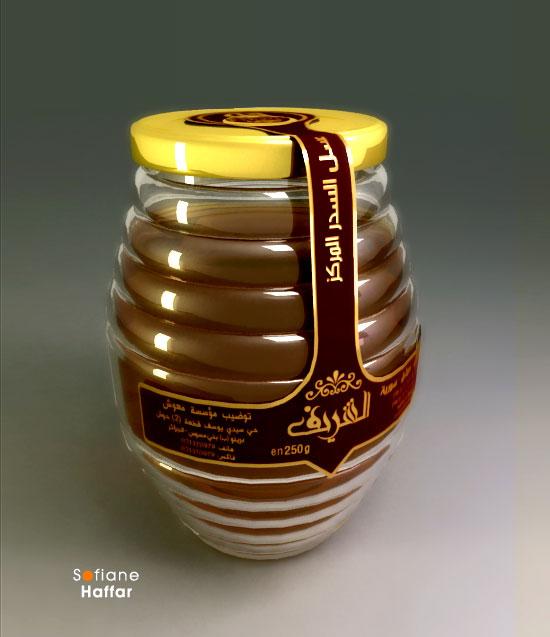 ECHARIF Honey